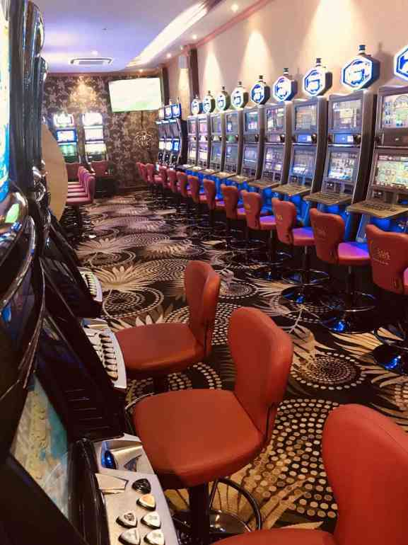 This is an image for The Oasis Slots and Bar