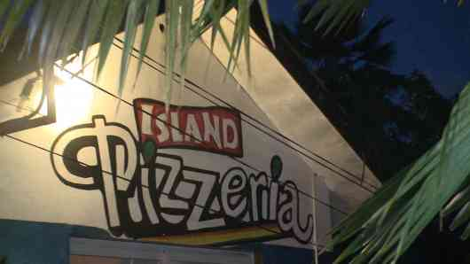 This is an image for Island Pizzeria
