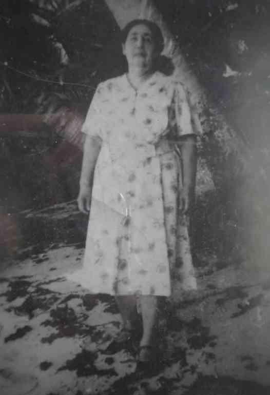 Celiska, grandmother of Achille