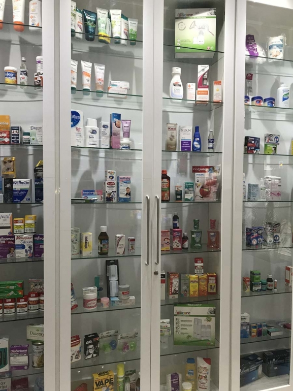 This is an image for Behram's Plaisance Pharmacy