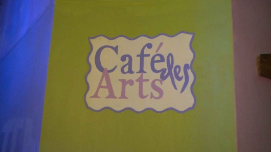 This is an image for Cafe des Arts