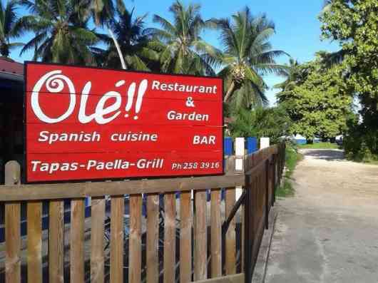 This is an image for Ole Restaurant