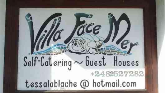 This is an image for Villa Face Mer