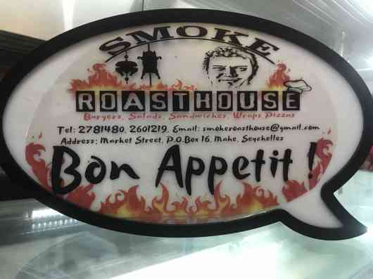 This is an image for Smoke Roast House