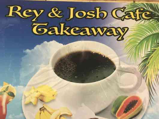 This is an image for Rey & Josh Cafe Takeaway