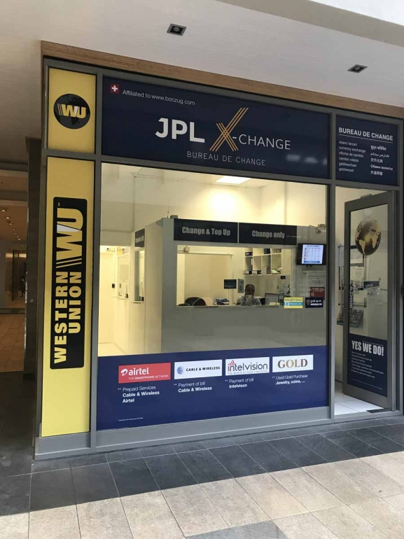 This is an image for JPL Exchange Eden Plaza
