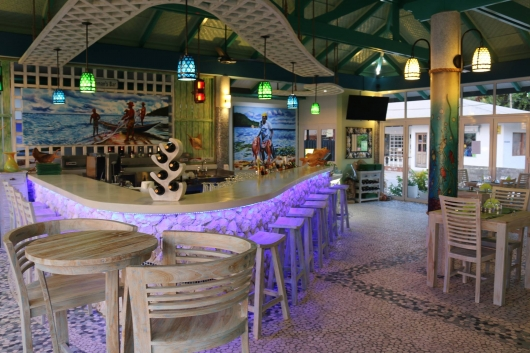 This is an image for Fish Trap Restaurant & Bar