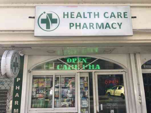 This is an image for Health Care Pharmacy