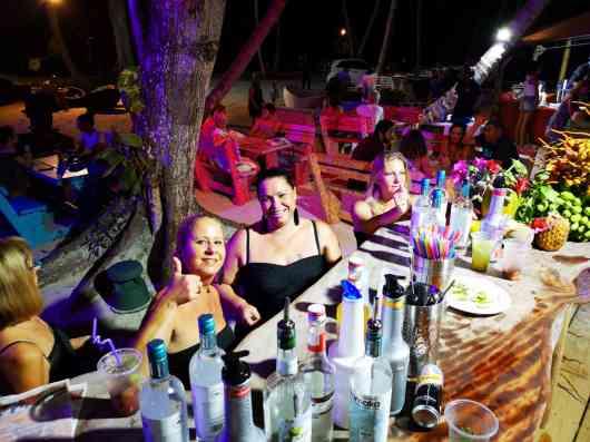 mojito special beach bar, buy 1 get 1 free