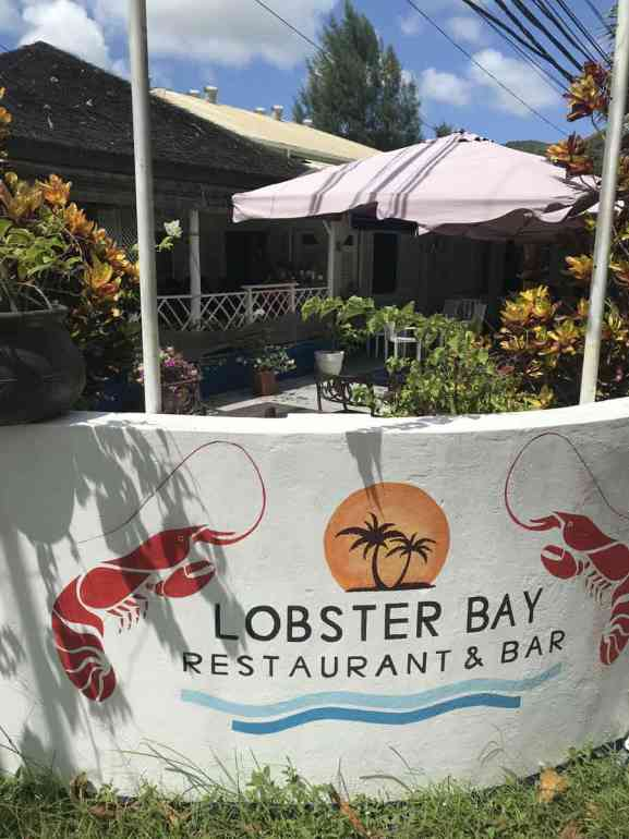 This is an image for Lobster Bay Restaurant & Bar