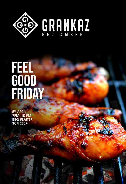 Feel good this Friday