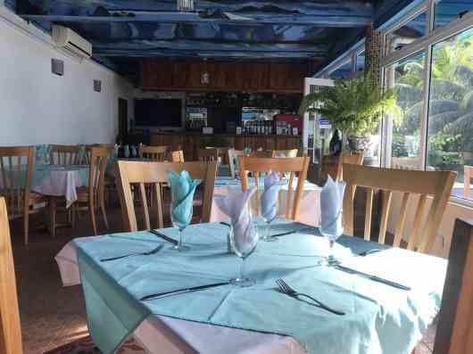 This is an image for Eau Claire de Lune Restaurant