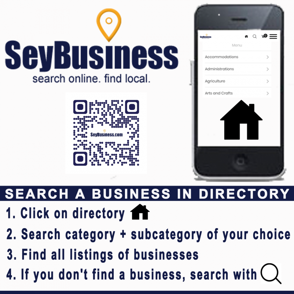 This is an image for Seybusiness Events