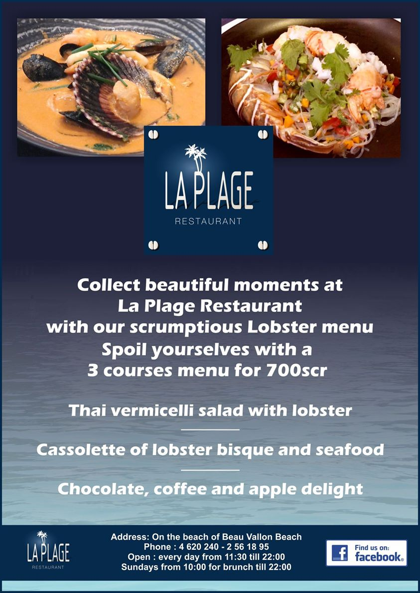 This is an image for La Plage